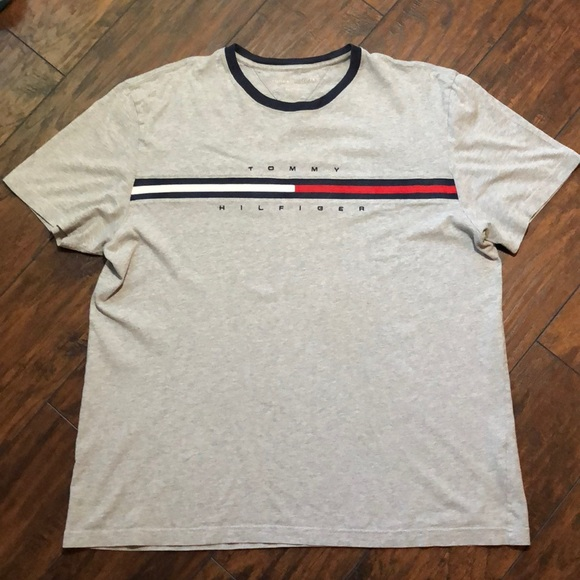 Tommy HILFIGER Shirt Men/'s Size XXL